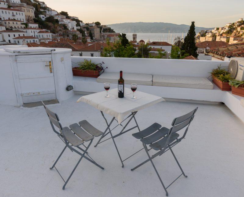 Apartment Terrace Sea View